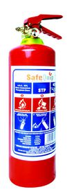 Fragram - 1kg Fire Extinguisher - Red