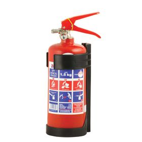 Fragram - 1.5kg Fire Extinguisher - Red