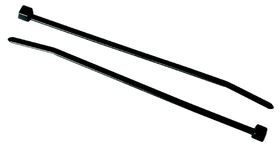 Fragram - 100 Pack Cable Ties 198x4.7cm - Black
