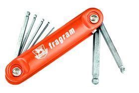 Fragram - Key Hex Set Ball End - 7 Piece