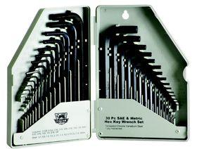 Fragram - Key Hex Set Wrench - 30 Piece