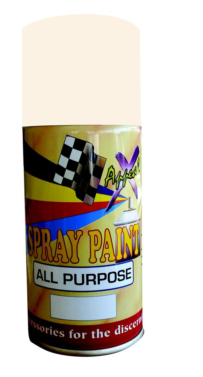 X Appeal Spray Paint Crystal Clear 250ml Buy Online