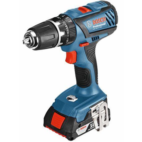 da2b2f1291da5 Bosch - GSB 18-2-LI Plus Professional Cordless Impact Drill