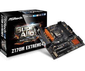 ASRock Intel Z170M Extreme4 Motherboard - Socket 1151