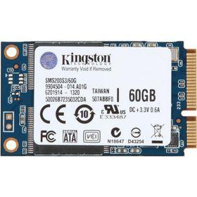 Kingston mS200 Series - 60GB mSATA SSD