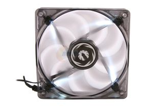BitFenix Spectre 120mm LED Case Fan: 1000RPM - White LED