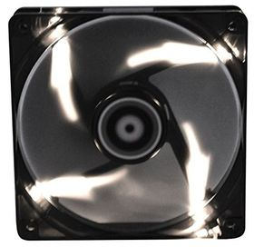 BitFenix Spectre 140mm LED Case Fan: 1000RPM - White LED