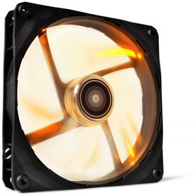 BitFenix Spectre 200mm LED Case Fan: 700RPM - Orange LED