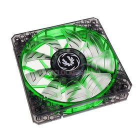 BitFenix Spectre Pro 120mm LED Case Fan: 1200RPM - Green LED