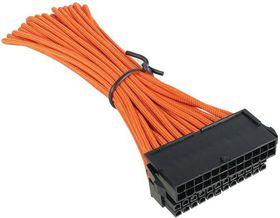 BitFenix Dual Tone Orange / Black ATX 24-Pin 45cm Extender Cable
