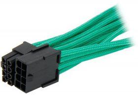BitFenix Dual Tone Green / Black 8-Pin 45cm VGA Power Extender Cable
