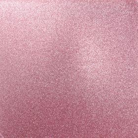 Kaisercraft 12 x 12 Glitter Cardstock - Blush (5 Sheets)