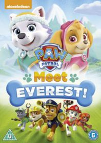 Paw Patrol: Meet Everest! (DVD)