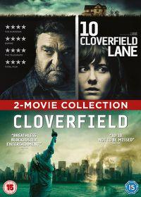 Cloverfield/10 Cloverfield Lane (DVD)