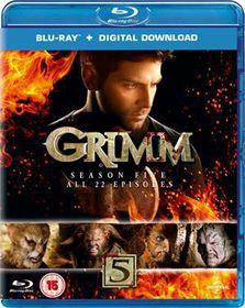Grimm: Season 5 (Blu-Ray)