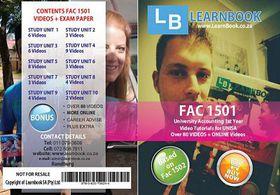 Fac 1501 Video tutorials for Unisa