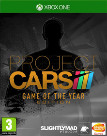 Project Cars Goty (Xbox One)