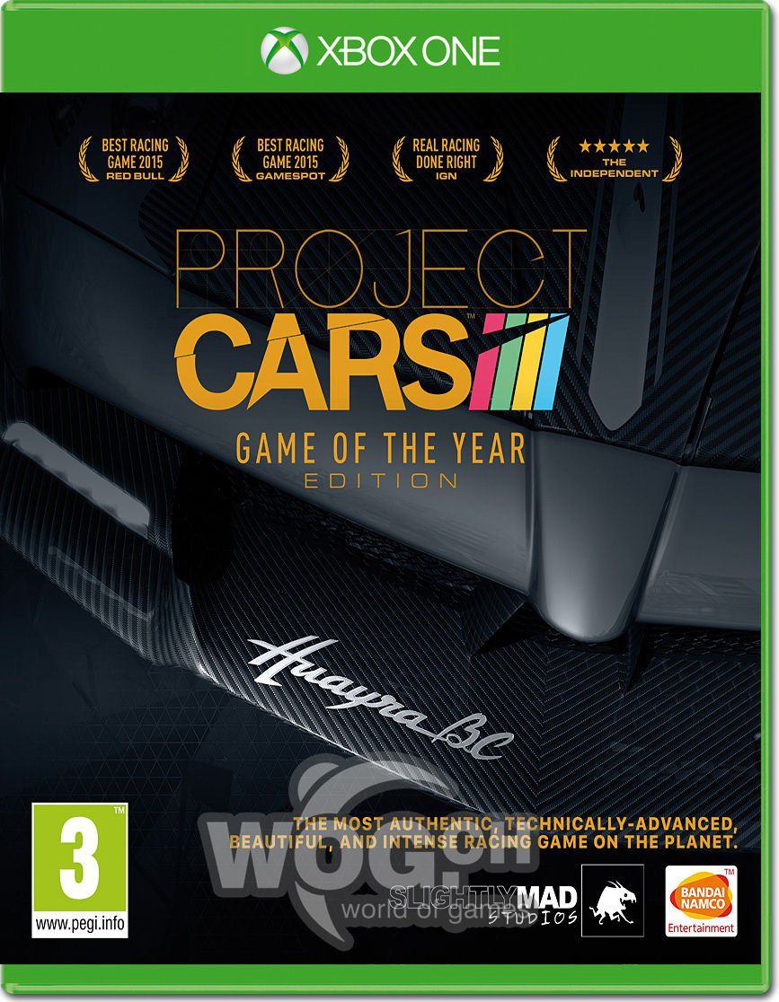 project cars goty xbox one buy online in south africa. Black Bedroom Furniture Sets. Home Design Ideas