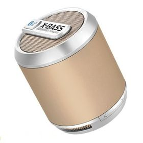 Divoom Bluetune Solo Gold Wireless Speaker