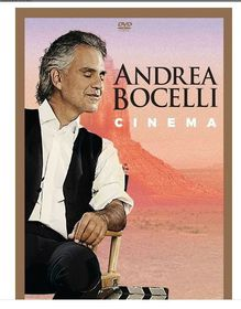 Andrea Bocelli- Cinema  (DVD)