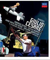 Bartoli/ Scholl- Handel: Giulio Cesare  (DVD)