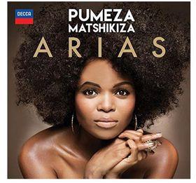 Pumeza Matshikiza- Opera Arias  (CD)