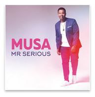 Musa- Mr Serious  (CD)