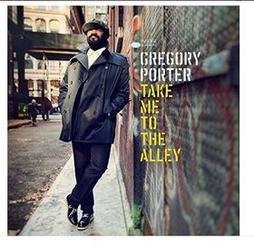 Gregory Porter- Take Me To The Alley  (LP)  (Vinyl)