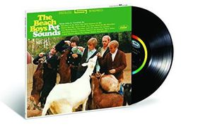 The Beach Boys- Pet Sounds  (Stereo LP)  (Vinyl)