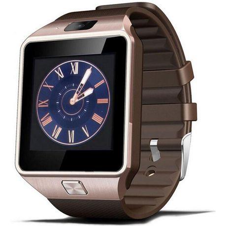 a29b3102bf3e DZ09 Smart Watch - Rose Gold
