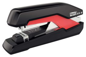 Rapid SO30 Full Strip 30 Sheet Stapler - Black/Red
