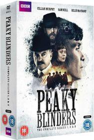 Peaky Blinders: The Complete Series 1-3 (DVD)