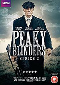 Peaky Blinders: Series 3 (DVD)