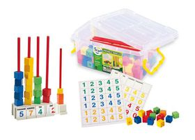 Gigo Linkable Abacus - 139 Pieces