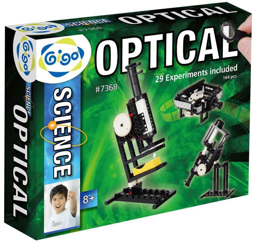 online optical op29  Gigo Science & Technology Optical Experiment Package 5 in 1 Loading zoom
