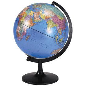 Edu-Science Geography Political Globe - 28cm
