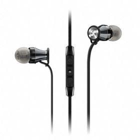 Sennheiser MOMENTUM M2 In-Earphones for Galaxy - Black Chrome