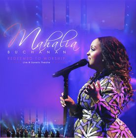 Redeemed to Worship by Mahalia Buchanan (DVD)