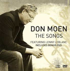 The Songs (Bonus DVD Inc) by Don Moen