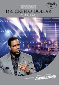 Dr Creflo Dollar on Grace @ Planetshakers by Creflo Dollar - 2DVD