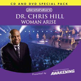 Woman Arise by Chris Hill (DVD)