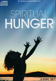 Spiritual Hunger by Dr Rodney Howard Brown