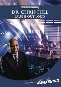 Laugh out Loud by Chris Hill - 1CD/1DVD