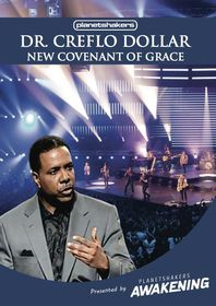 New Covenant of Grace by Creflo Dollar - 1DVD