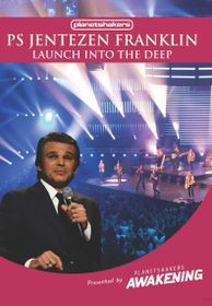 Launch into the deep by Jentzen Franklin - 1DVD