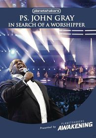 In Search Of A Worshipper by John Gray - 1DVD