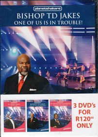 Planetshakers 3 DVD Combo Vol 1 by Various