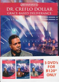 Planetshakers 3 DVD Combo Vol 2 by Various - 3DVD