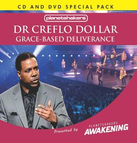 Grace-Based Deliverance by Creflo Dollar - 1CD/1DVD