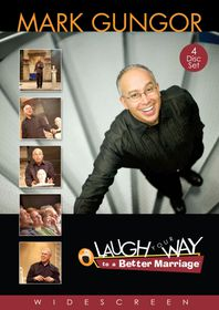 Laugh Your Way to a Better Marriage by Mark Gungor (4 DVD's)